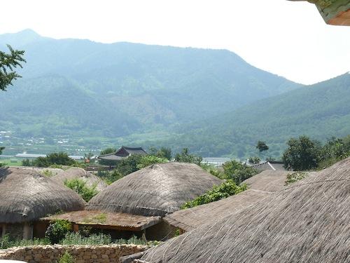 낙안읍성 민속마을