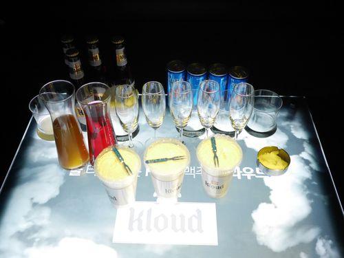 클라우드 맥주 런칭파티