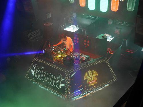 클라우드 맥주 런칭파티 DJ