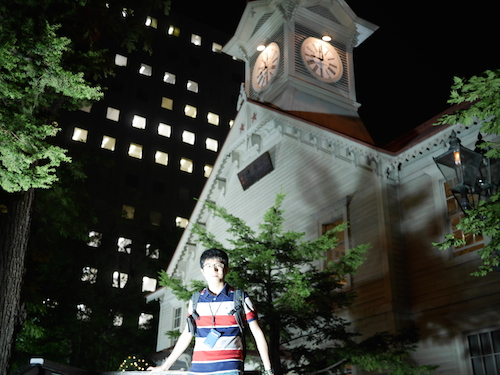 삿포로 시계탑