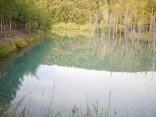 비에이 청의 호수