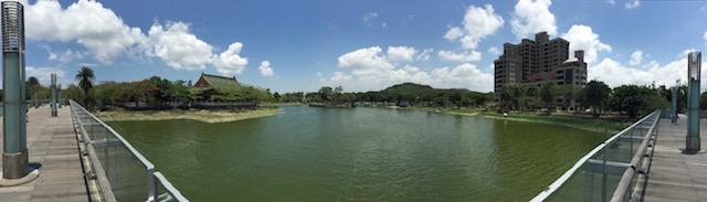 로터스 연못 / 蓮池潭 / Lotus Pond