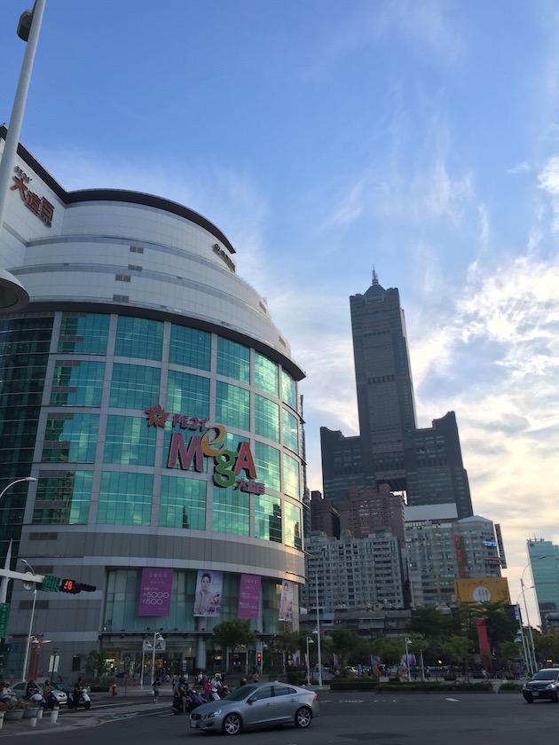 산둬 쇼핑 지구 / 三多商圈車站 / Sanduo Shopping District