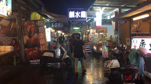 자강 야시장 / 自強夜市 / Ziqiang Night Market