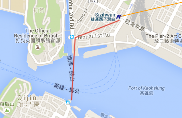 google_map_Qijin