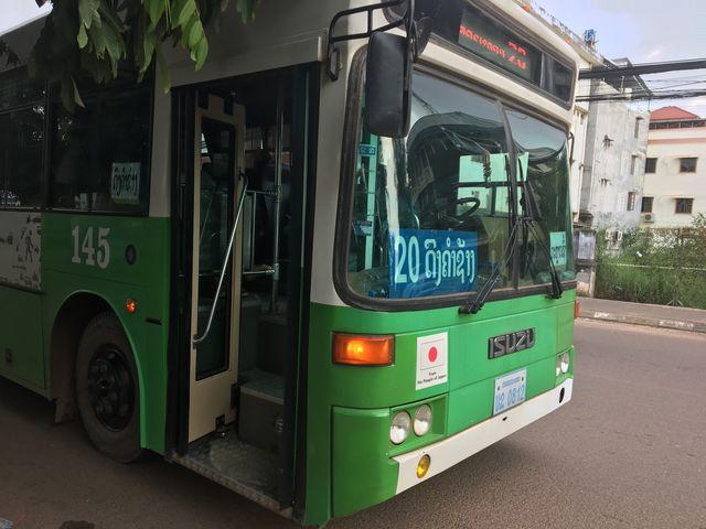비엔티안 버스